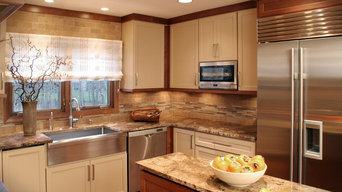 Compact Kitchen Remodel Delivers