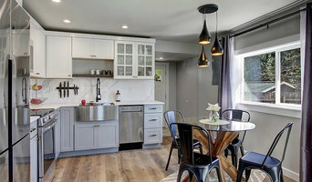 Compact Kitchen Remodel
