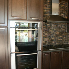 Contemporary Kitchen by Classic Home Improvements