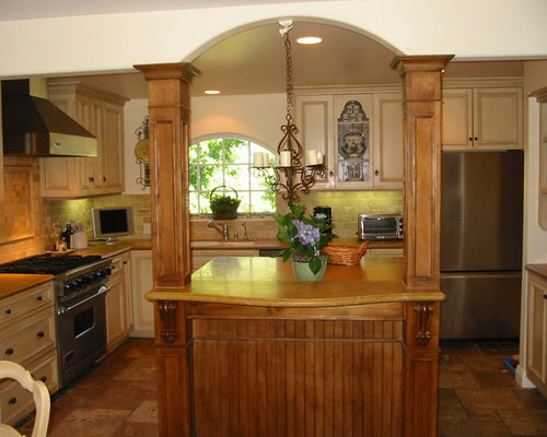 French Country Complete Renovation Interior Design Woodland Hills Ca