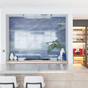 Complete Interior Design of Luxury Hampstead Mansion