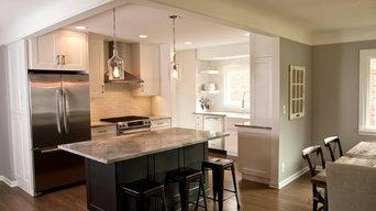 Complete Interior Renovation - Royal Oak