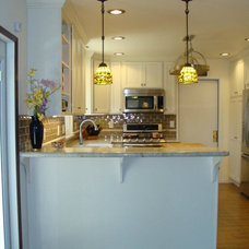Traditional Kitchen by NEW LIFE BATH AND KITCHEN