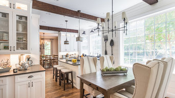 Complete Kitchen Renovation/Dining Room with New Entry Way and Powder Room