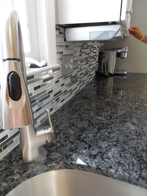 Sensa Cosmic Grey Granite Houzz