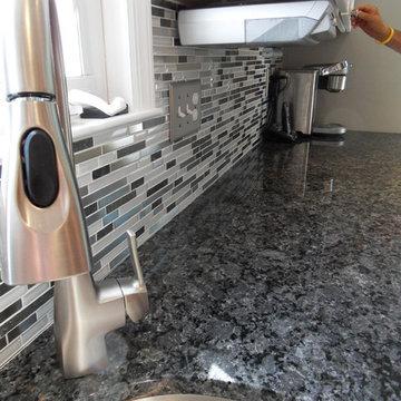 Complete Kitchen renovation, Shenandoah Cabinetry