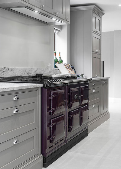 Contemporary Kitchen by Deborah Law Interiors