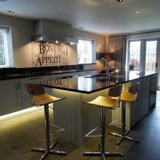 Contemporary Kitchen by Slightly Quirky Ltd