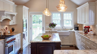 Complete Remodel/Addition, New Canaan, CT