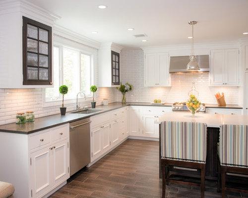 Grey Caesarstone Countertop Design Ideas Amp Remodel