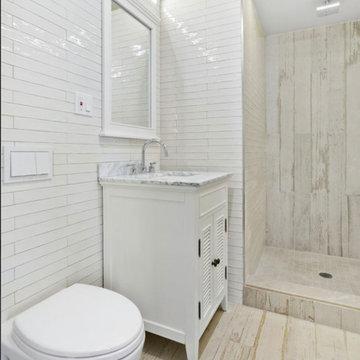 Complete Studio-Apartment Gut Renovation