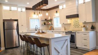 Complete view kitchen