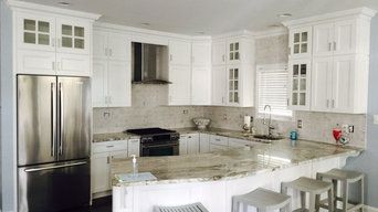 Completed Kitchens & Bathrooms