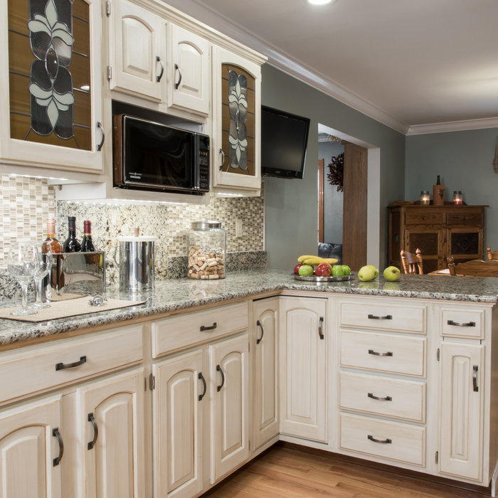 South County Transitional Kitchen Remodel