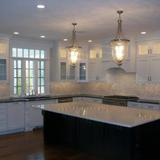 Traditional Kitchen by Krickovic and Ziegler,LLC