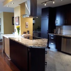 Modern  by Maggee Gibson Design Inc.