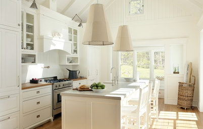 Double Take: Unexpected Kitchen Lights