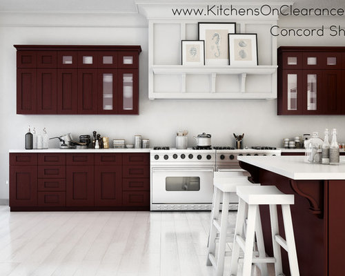 Concord shaker kitchen cabinets for Bamboo kitchen cabinets australia