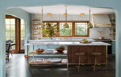 10 Knockout Kitchen Island Designs