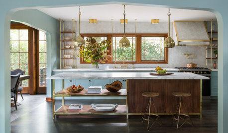 10 Knockout Kitchen Island Designs