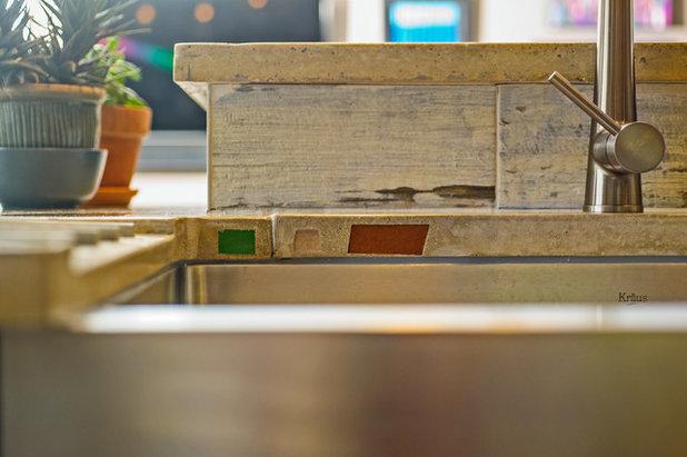 Contemporary Kitchen by Craftwork