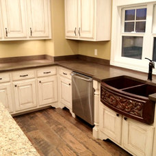 Traditional Kitchen by Burco Surface & Decor