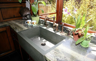 Trends: Not Your Everyday Kitchen Sink