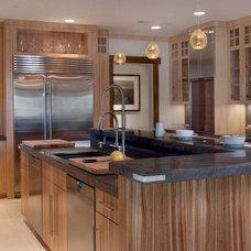 Eclectic Kitchen by JM Lifestyles