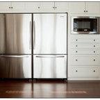Center street kitchen traditional kitchen boston for Boro kitchen cabinets inc
