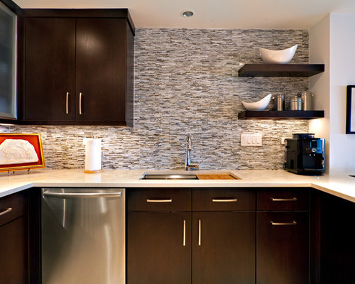 Houzz | Mouser Custom Cabinetry Design Ideas & Remodel Pictures