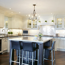 Traditional Kitchen by Jacqueline Glass and Associates