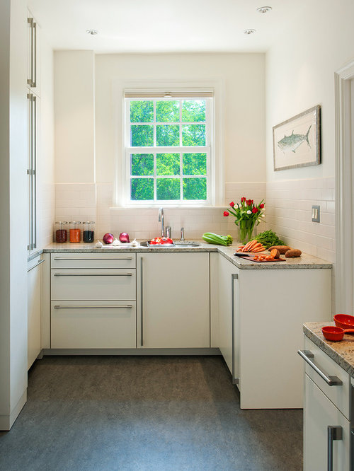 Small Kitchen Open Concept Houzz