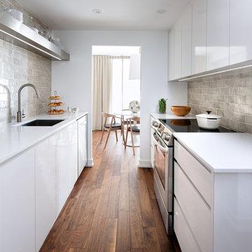 Condo Renovation: Kitchen and Bath