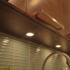 Contemporary Kitchen by John Trinh & Associates Inc