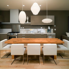 Contemporary Kitchen by kodu design