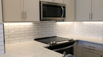 Condominium Backsplash