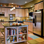 60 39 S Ranch Kitchen Remodel Brentwood Tn Traditional