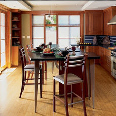Traditional Kitchen by Nest Architectural Design, Inc.