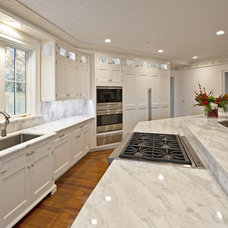 Traditional Kitchen by Chase Building Group