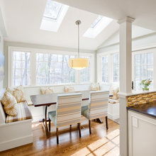 Formalize Your Breakfast Nook