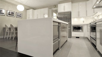 Contemperary or Modern Kitchen Cabinet