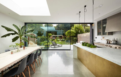 10 Stunning Sliding-door Extensions That Bring the Outside in