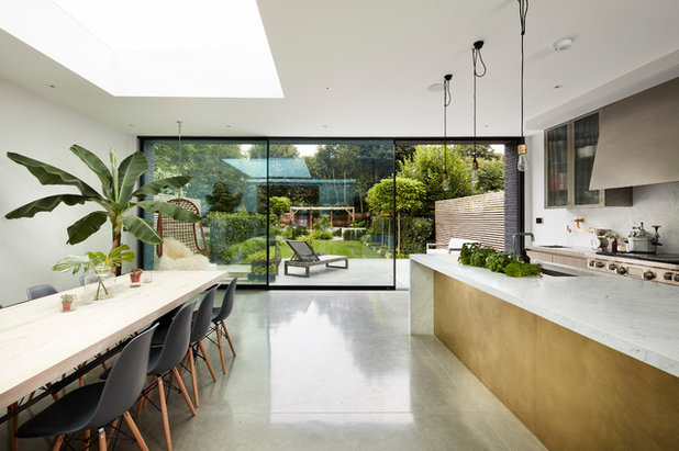 10 Stunning Sliding Door Extensions That Bring The Outside In