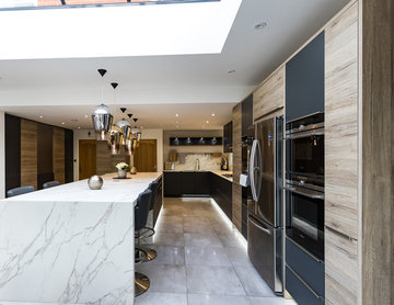 Contemporary and Cosy