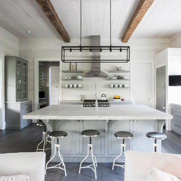 Contemporary and transitional kitchens