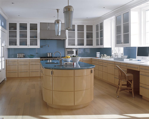 Best Oval Kitchen Islands Design Ideas Amp Remodel Pictures