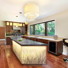 Contemporary Kitchen by Melinamade Interiors