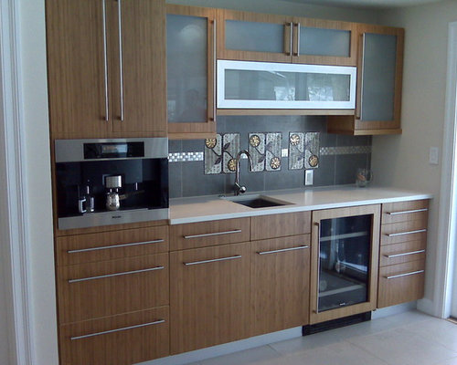 Built In Coffee Maker Ideas, Pictures, Remodel and Decor