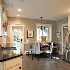 Contemporary Kitchen by Barrickman Design Group