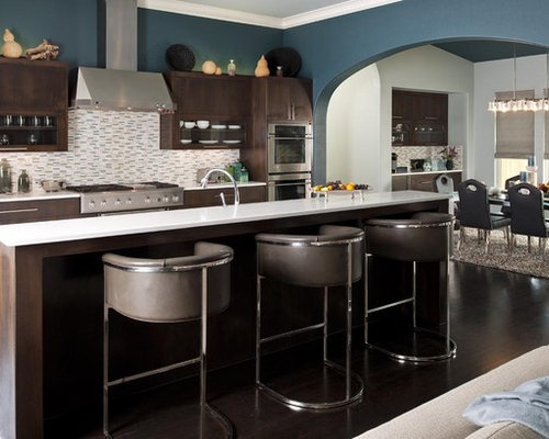 Teal kitchen ideas pictures remodel and decor for Teal kitchen ideas